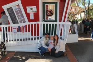 1 - Santas House