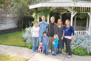 Mike Adams Family