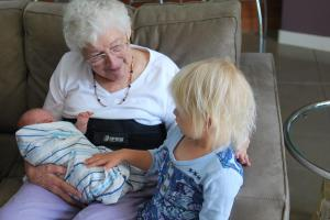 I love, love, love this one too - Nana, Asher, and Selah