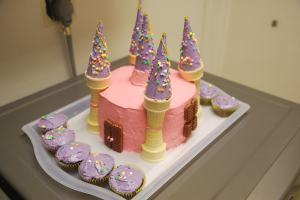 The Castle Cake!