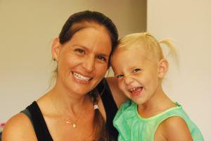 2013-06-22 Mom Selah Smile
