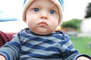 Blue Eyes for Days