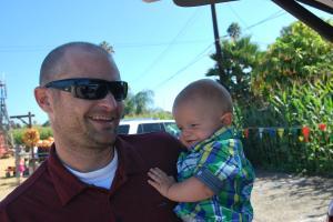 Daddy & Crashy