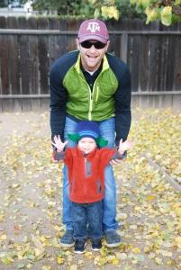 2015-11-26 Daddy & Ash