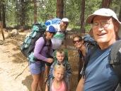 3-trail selfie